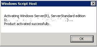 Enable a KMS Host for Windows 7 and Office 2010 Volume